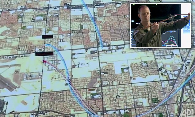 Air ForceF-16 pilot will take part in simulated dogfight with AI adversary