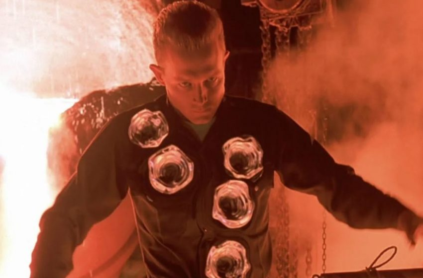 """US Army Researchers Creating Robot Tech Directly Inspired by T-1000 Villain from """"Terminator 2"""""""