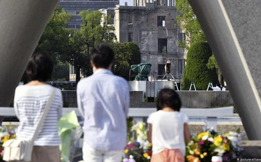 Germany's top diplomat calls for denuclearization on Hiroshima anniversary