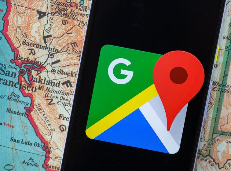 Here's how Google Maps uses AI to predict traffic and calculate routes