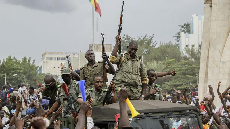Mali's President detained as EU condemns attempted coup
