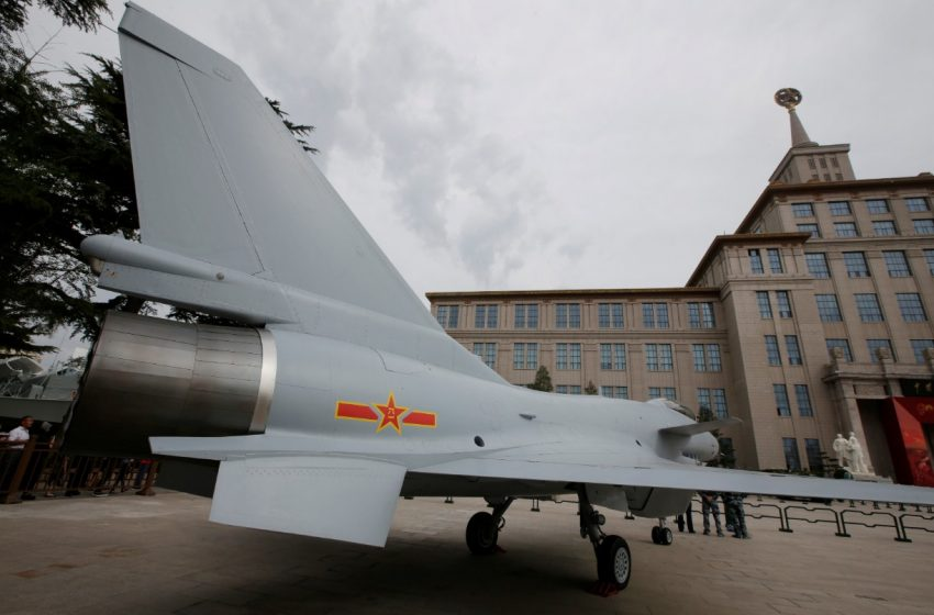 When China's Next-Generation Stealth Fighter Meets AI