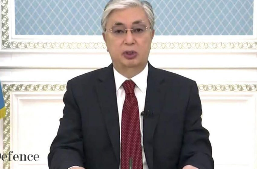 Kazakhstan proposes global agency to control threat of biological weapons