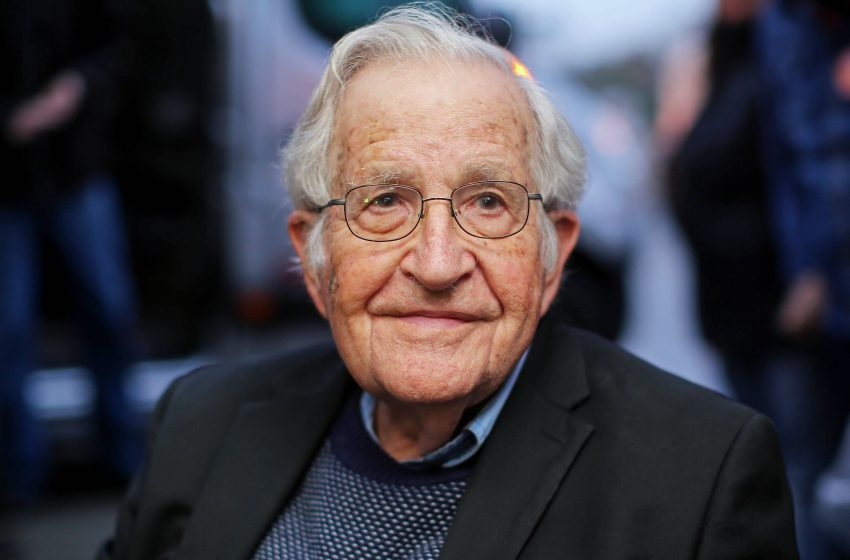 Noam Chomsky Does Not Think the Planet Is Doomed (Yet)