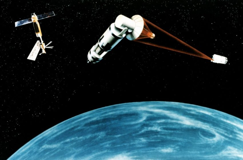 Meet Zenith Star: America's First Attempt At Weaponizing Lasers (In The 1980s)