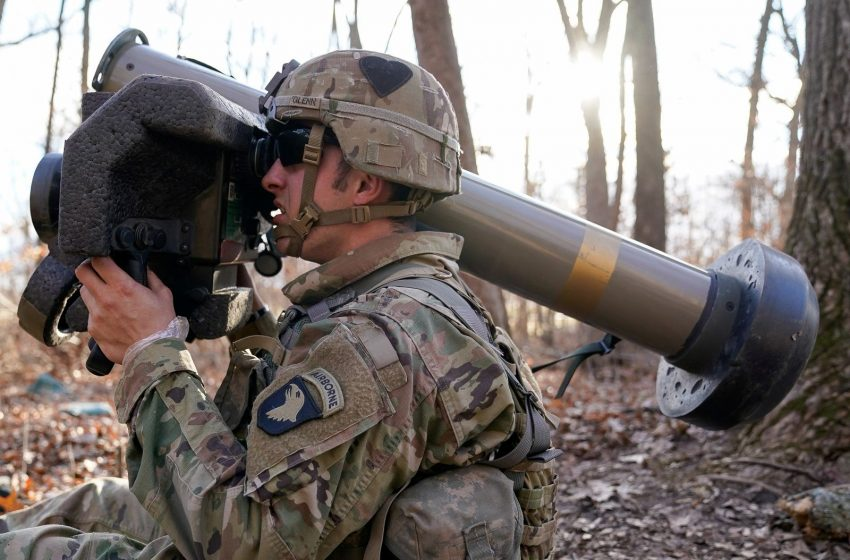 Tanked Doomed: The Army Wants Titan Robots to Fire Javelin Anti-Tank Missiles