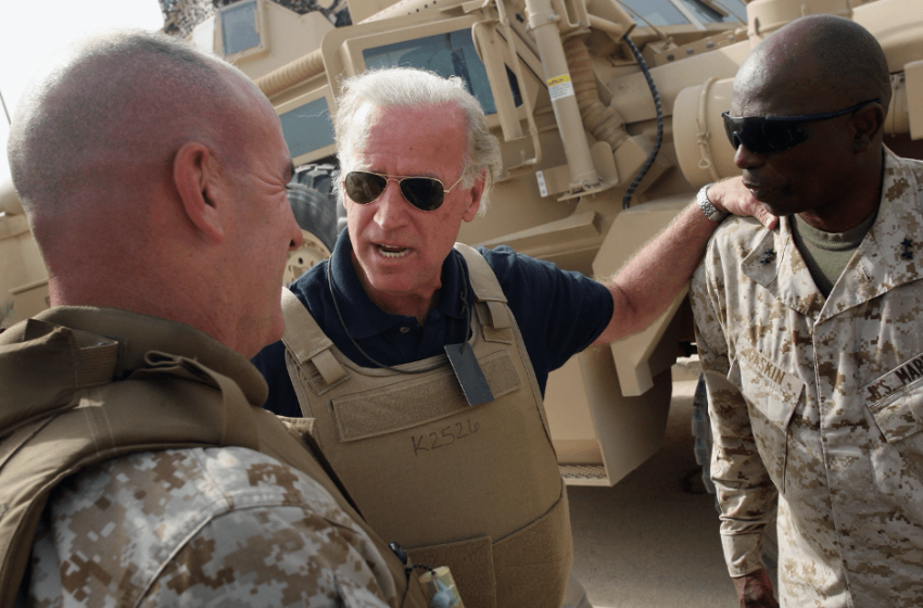 Biden's Key Role in the Crime of the Century: The 2003 U.S. Invasion of Iraq