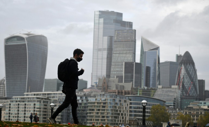 City of London pays early price of hard Brexit