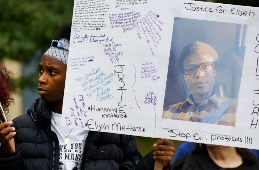 Independent investigators issue scathing report on death of Elijah McClain