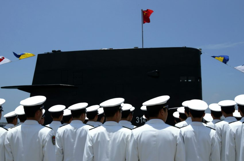 Could Undersea Drone Ships Head off the Threat of China's Submarines?