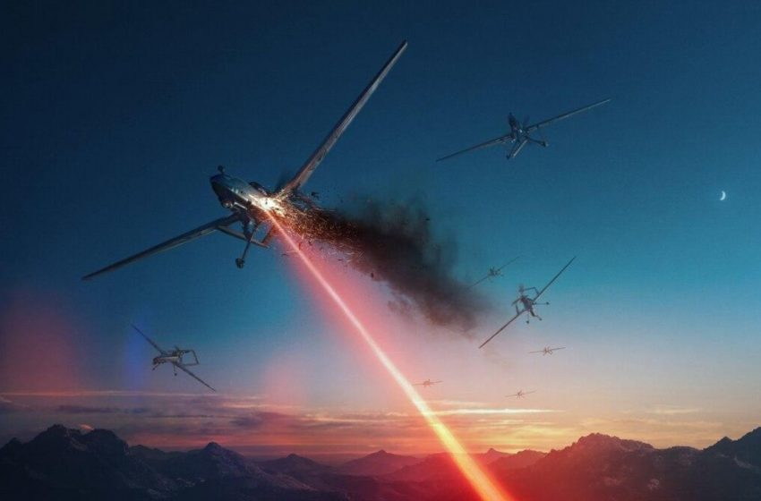 US Army Building World's Most Powerful Laser To Vaporize Drones