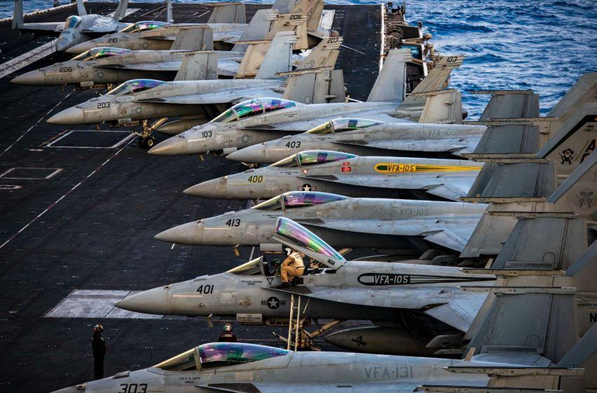 Is America's Navy Still the Best to Ever Sail?