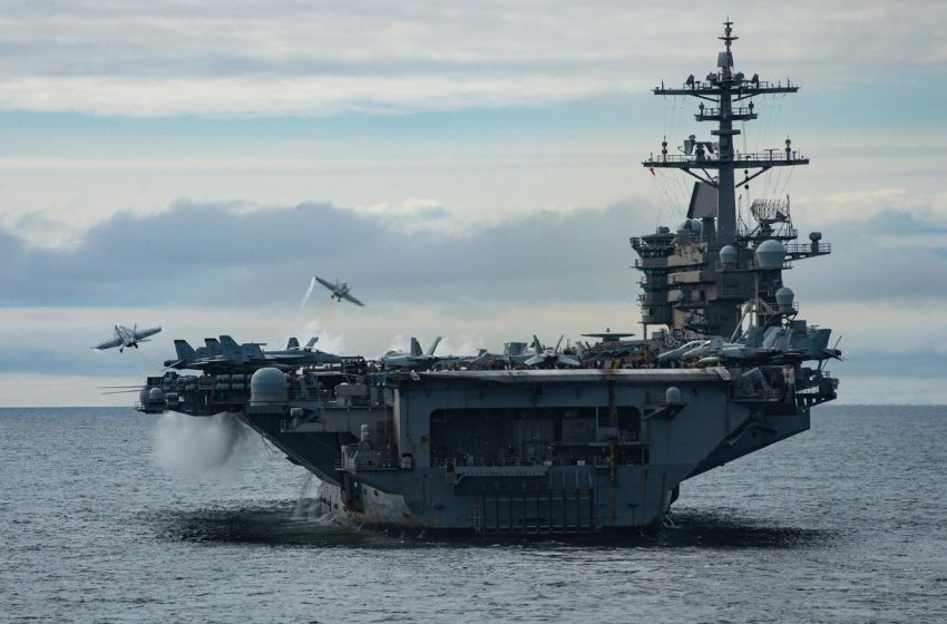 Can the Navy Stop Its Global Dominance From Slipping?
