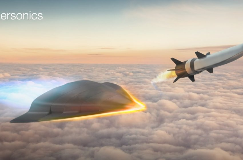 """""""Smart"""" Hypersonic Missiles: Is This Picture the Future of the U.S. Military?"""