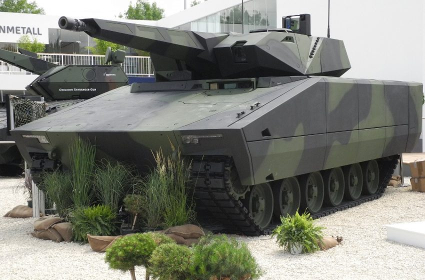 Is This Tank Really the Future of the U.S. Army?