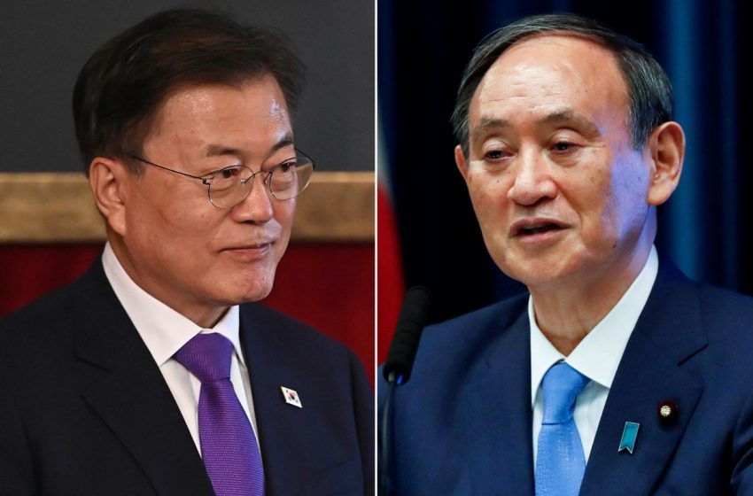 South Korean president to skip Olympics after 'masturbating' comment by Japanese diplo