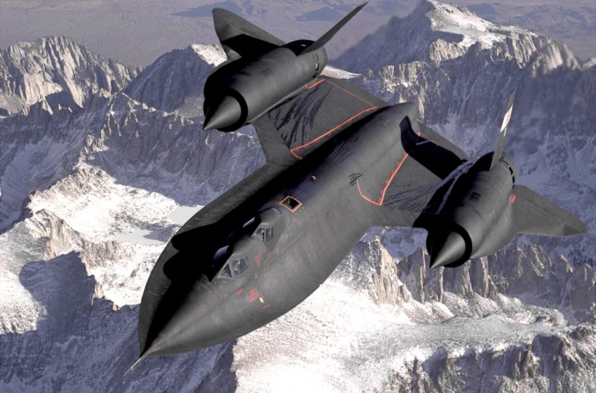 The SR-72 Could Be the World's First Mach 6 Stealth Bomber