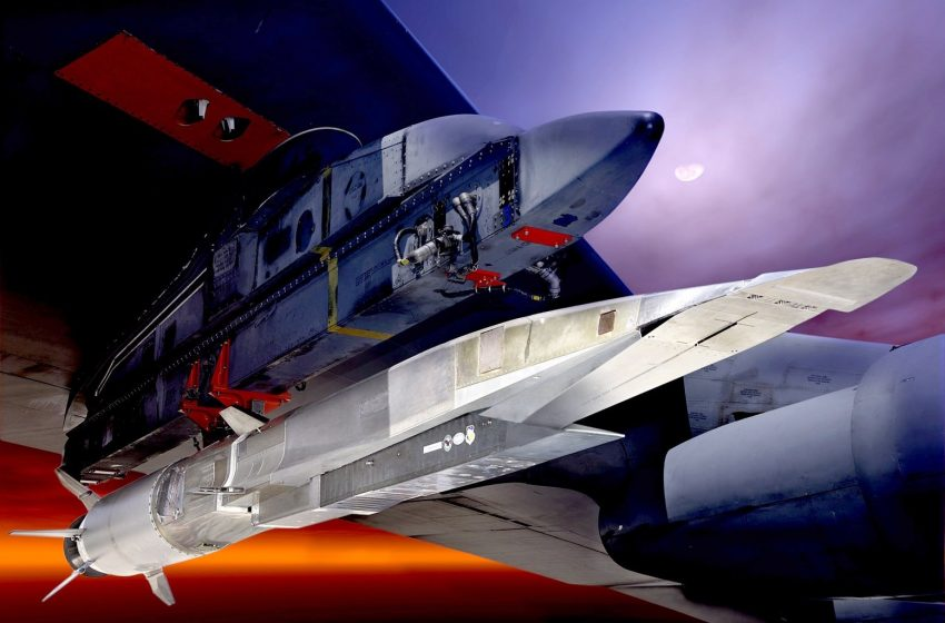 Does America Have a Hypersonic Weapons Strategy?