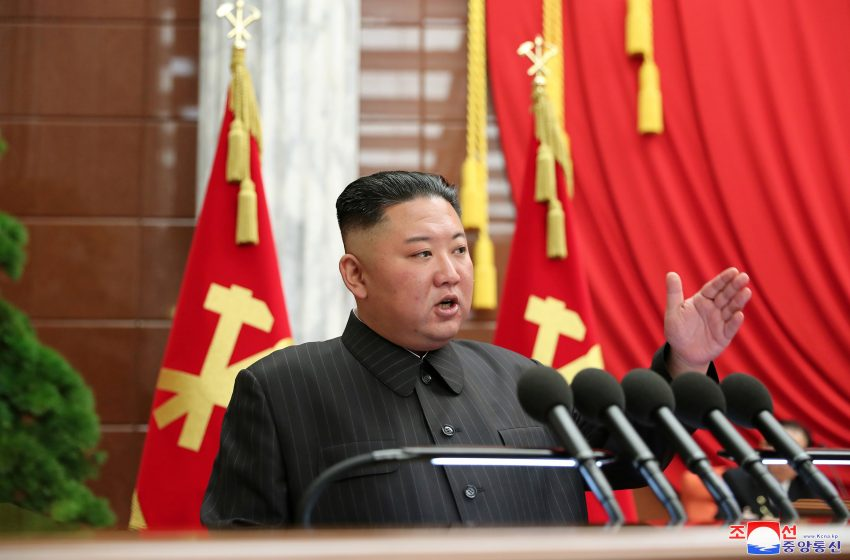 North Korea Carries Out Cruise-Missile Test