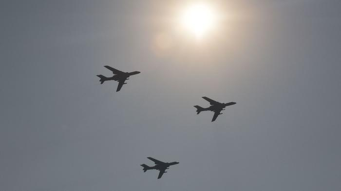 Taiwan On High Alert After24 Chinese Jets Breach Defense Zone In Two Incidents